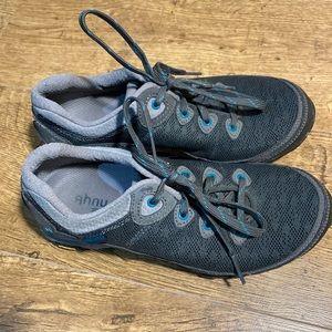 Ahnu Teva sugarpine mesh hiking shoes